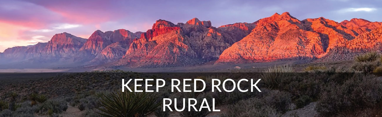 Save Red Rock